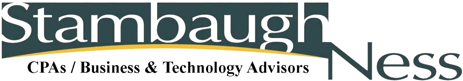 Stambaugh Ness CPAs & Business Technology Advisors