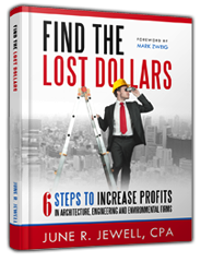 Find the Lost Dollars: 6 Steps to Increase Profits in Architecture, Engineering & Environmental Firms