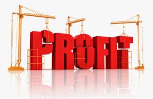Build profits