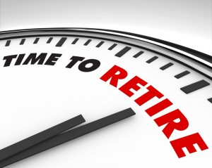 The Clock is Ticking - Time to Retire