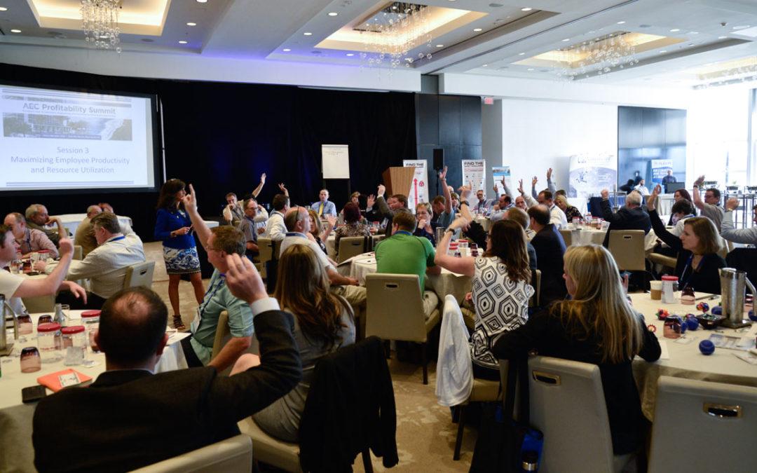 Over 12 Million Lost Dollars Found at 2018 AEC Profitability Summit